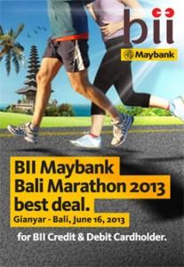 BII bali Marathon